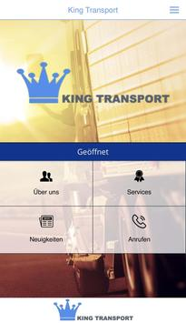 King Transport poster