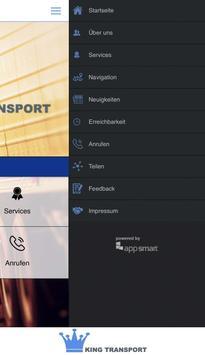 King Transport screenshot 1