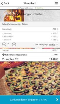 Lalli Pizzeria apk screenshot