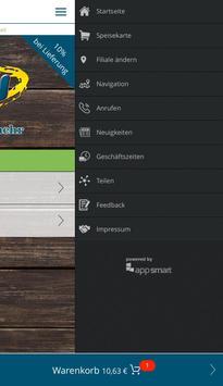 Pizza4u Bielefeld screenshot 2
