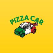 Pizza Car icon
