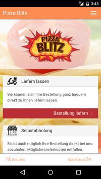 Pizza Blitz poster