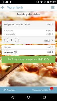 Pizza Blitz Kassel apk screenshot
