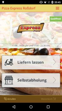 Pizza Express Roßdorf poster