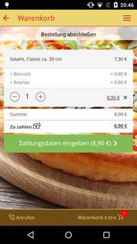 Pizza Express Roßdorf apk screenshot