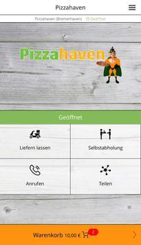 Pizzahaven poster