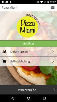 Pizza Miami poster
