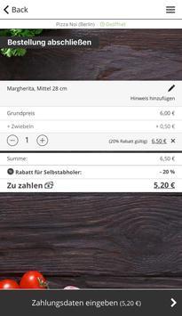 Pizza Noi screenshot 1