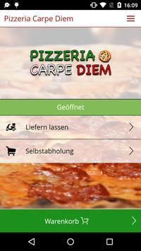 Pizzeria Carpe Diem poster