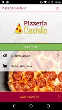 Pizzeria Castello poster