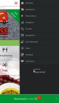 PizzaGo screenshot 2
