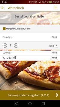 Pizzeria Santa Maria apk screenshot