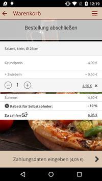 Pizzeria Rigatoni apk screenshot