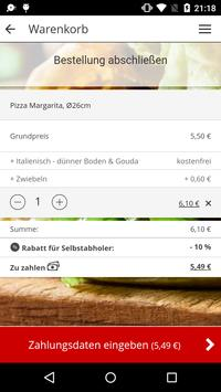 Rastkar Döner and Pizza apk screenshot
