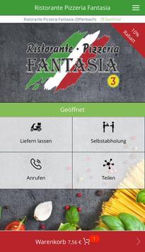 RistorantePizzeriaFantasia poster