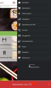 Wasabi Sushi screenshot 1