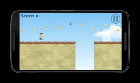 Simple Run screenshot 1