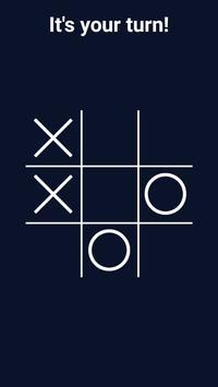 XOX - tic tac toe apk screenshot