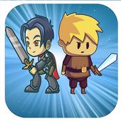 Clash in the knights empire icon