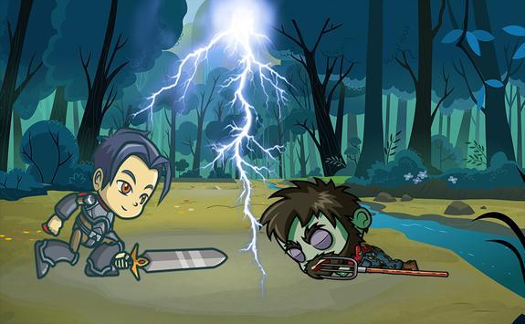 Clash in the knights empire screenshot 1
