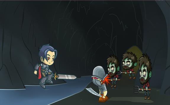Clash in the knights empire screenshot 2