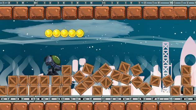 Walking Robots Battle apk screenshot