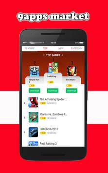 Guide of 9apps Mobile Market poster