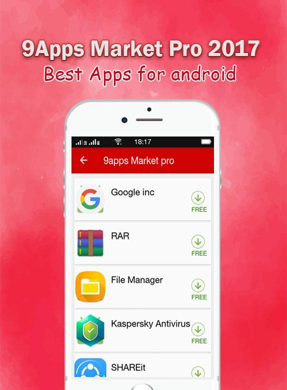 19Apps Market pro 2017 : Best Free Apps & Games for Android