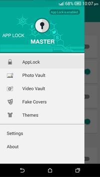 AppLock Master:Wallpaper Theme apk screenshot