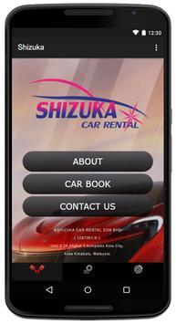 Shizuka Car Rental poster