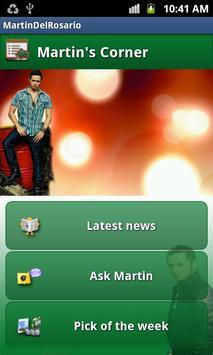 Martin Del Rosario screenshot 1