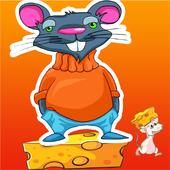 Big Rat Adventure - Rat Run 2D icon