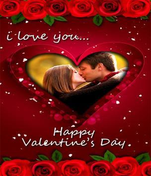 Valentine  Special Love Video Maker poster