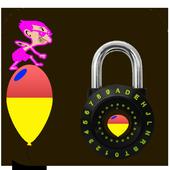 Bean Screen Lock icon