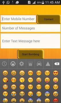 SMS Bomber poster