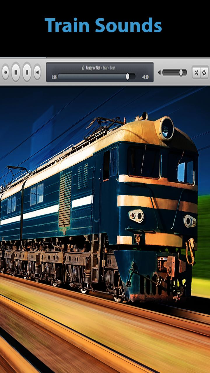New Steam Train Sounds–Train Sound Simulator 2018 for Android - APK