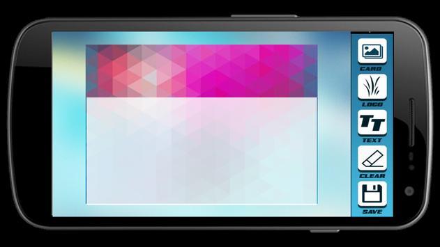 Visiting Card designing App – Business Card Maker screenshot 3