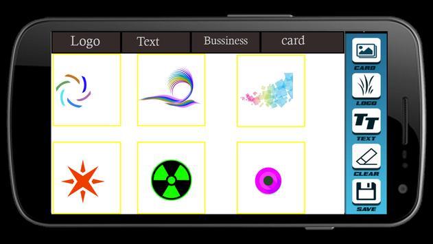 Visiting Card designing App – Business Card Maker screenshot 1