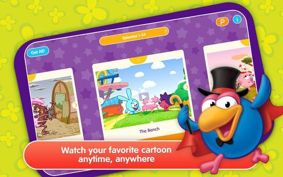 Kikoriki: all episodes apk screenshot