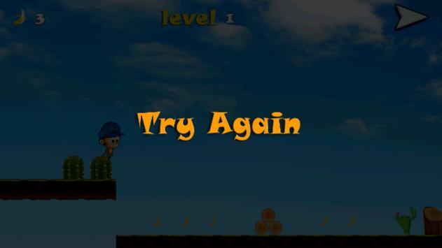Monkey Jungle Banana screenshot 4