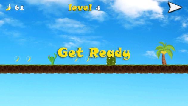 Monkey Jungle Banana screenshot 5