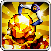 Gold Miner Games icon