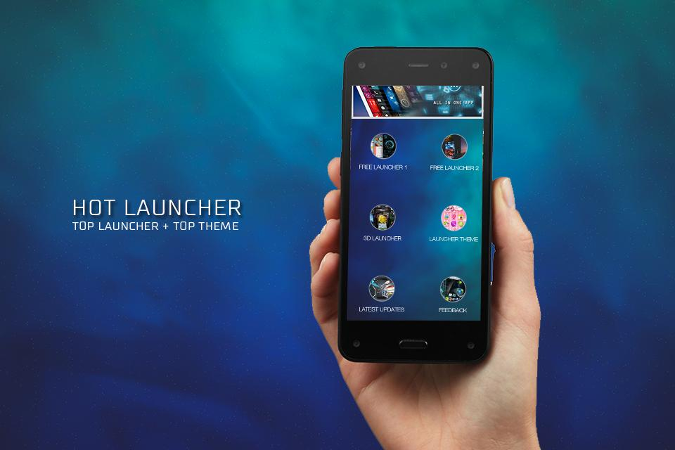 new launcher app free download