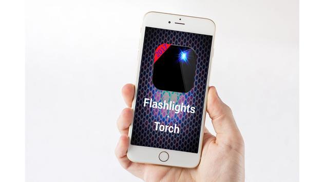 Flashlight+Torch apk screenshot
