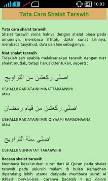 Tuntunan Sholat screenshot 2