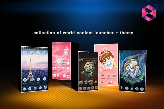 Cool Launcher screenshot 4
