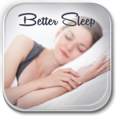 Tips To Get Better Sleep icon