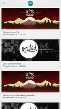 Amistad Veracruz poster