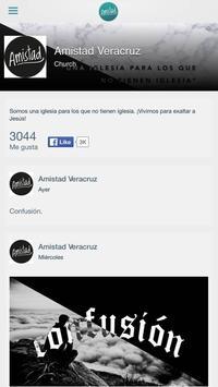 Amistad Veracruz apk screenshot