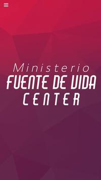 Fuente de Vida Center poster